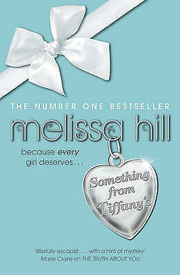 1 of 1 - Something from Tiffany's by Melissa Hill Large Paperback 20% Bulk Book Discount