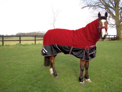 Gee Tac caballos Alfombra Super Pesado Peso 1600D 450G exterior participación Combo Muy Cálido