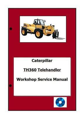 Claas Scorpion Telehandler Workshop Repair Manual  Digital