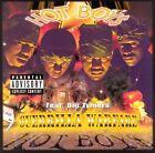 Guerrilla Warfare [PA] by The Hot Boys (CD, Jul-1999, Uptown/Universal)