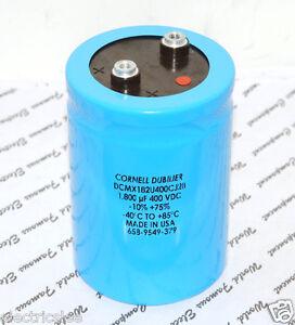 CDE 4800uF 4800µF 1pcs 350V DCMX482U350DC2B Screw Terminal Capacitor