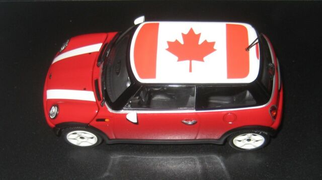 Bmw Mini Cooper Canada 1 43 For Sale Online Ebay