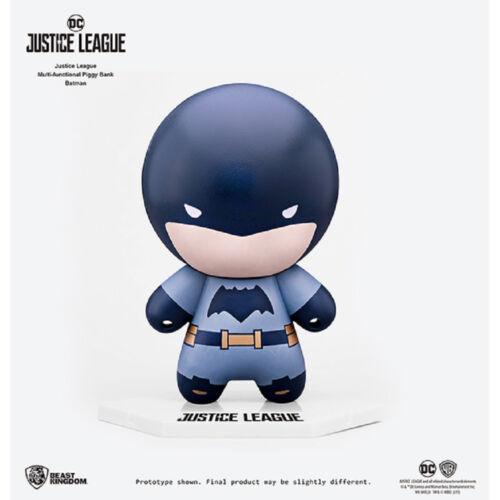 BEAST KINGDOM DC JUSTICE LEAGUE MULTI-FUNCTIONAL PIGGY BANK BATMAN