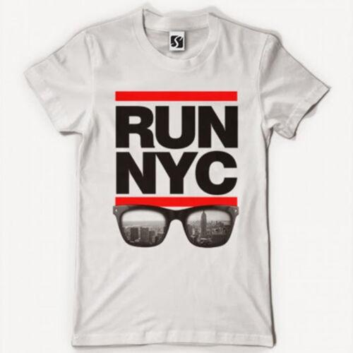 Exclusive Men/'s T-Shirt SB429 Run NYC Design