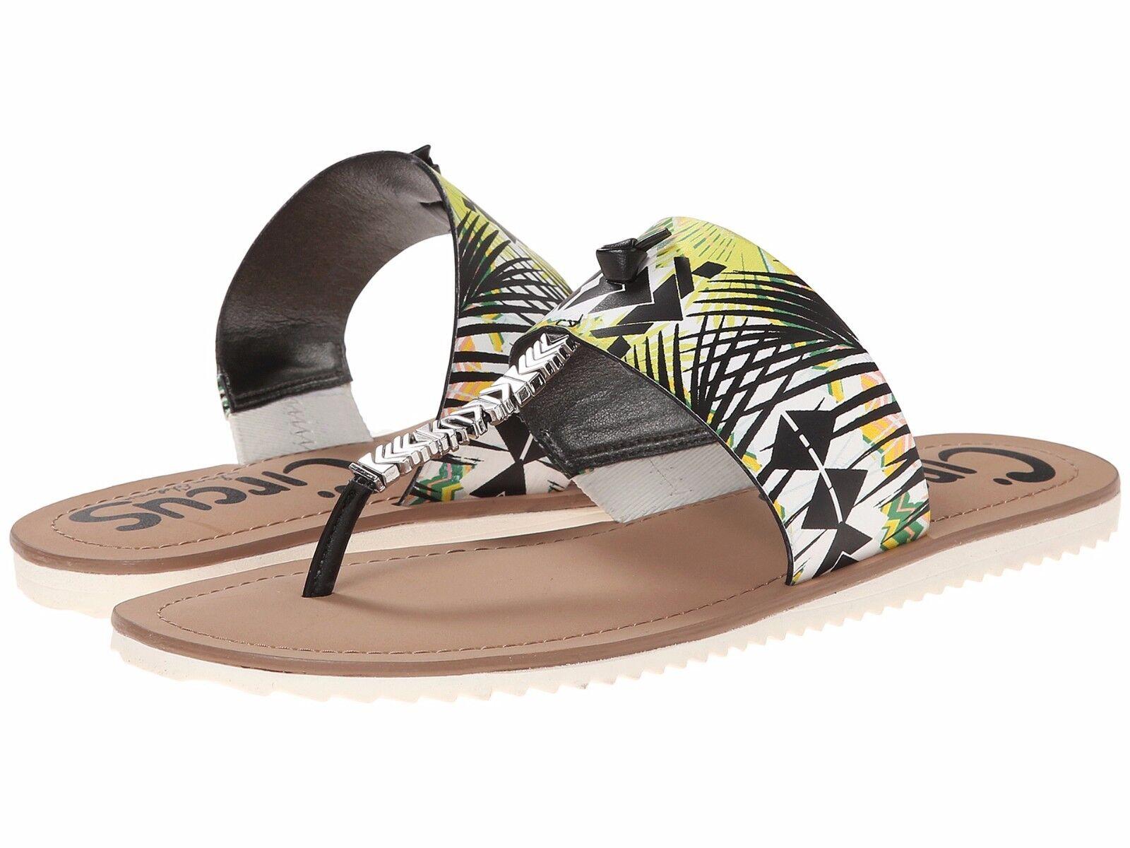 New CIRCUS BY SAM EDELMAN   Saxon  lime Sandals size 5.5