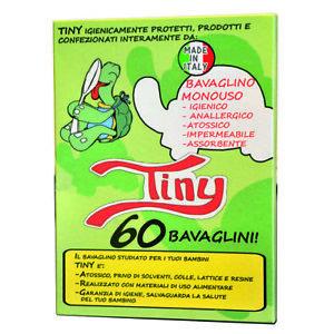 Bavaglini Usa E Getta.Dettagli Su Bavaglini Usa E Getta Assorbenti Impermeabili Monouso Tiny 60 600 1800pz