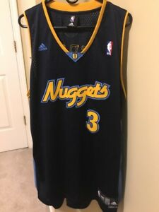 best authentic dd5bc 3707f where to buy denver nuggets jersey font 39c18 e7f59