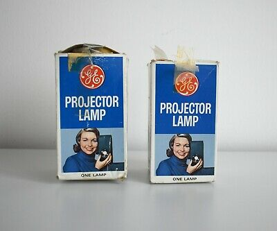 Dia- & Filmprojektion Unparteiisch General Electric Ge Projector Lamp Dmj 240 V 480 Watt