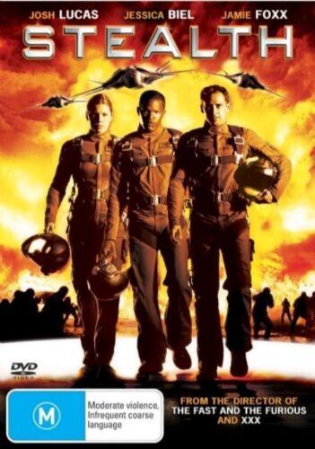 1 of 1 - Stealth (2005) Jamie Foxx - NEW DVD - Region 4