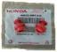 HONDA DRUM BRAKE HOLE PLUG FOREMAN RECON RANCHER RINCON 44602-HM5-A10  QTY 2