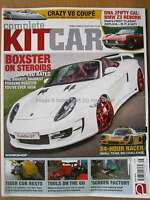 Complete Kit Car July 2016 Turismo Evo Tiger Cub DNA 2Fifty Cal Taranis Ribble