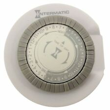 Intermatic TN300 Plug-In Lamp Timer, 10A 125v-60Hz with instructions