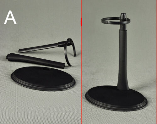 """Waist Display Stand Frame Adjustable Height U Type 1//6 ZY Toys Fit 12/"""" Figure"""