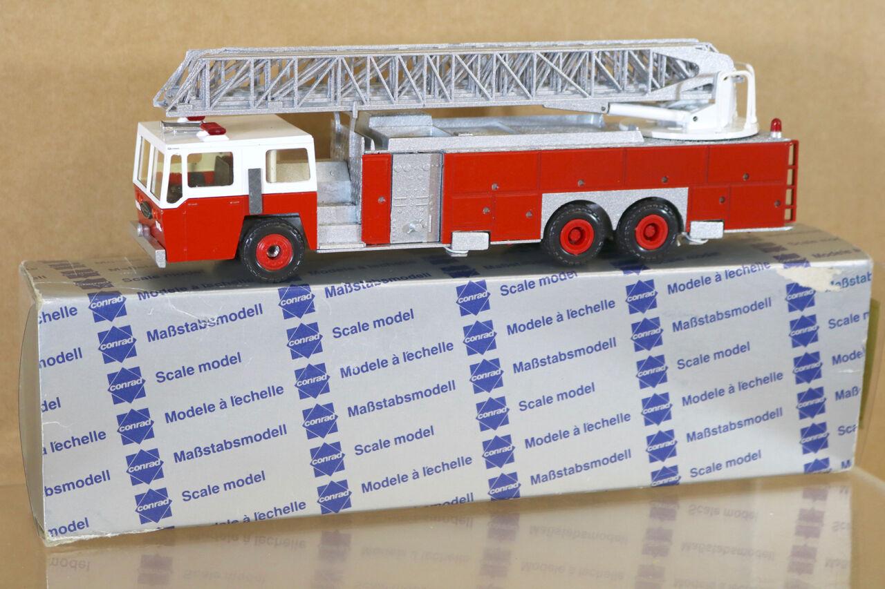 Conrad 5504 Notfall Eins Feuer Motor Antenne Leiter Schutz Schutz Schutz Truck MIB Nh ca8ce0