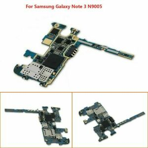 Main Motherboard Logic Board Parts for Samsung Galaxy Note 3 N9005 32GB Unlocked