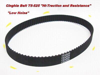 Vendita Calda Belt Cinghia T5 525 Da 12mm T5 (passo Da 5mm) Cinghia Dentata Uso Industriale