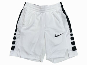Nike FREE SHIPPING Dri-Fit Men/'s Elite Stripe Basketball Shorts NWT