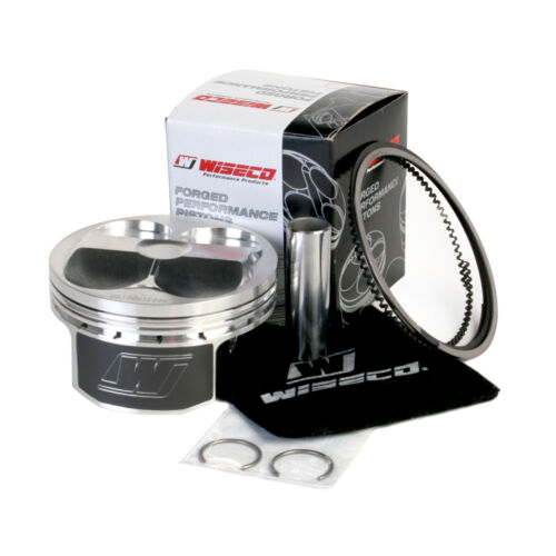 Bore 2003-2013 13:1 High Comp Wiseco Can-Am DS400 DS 400 Piston Kit 91mm Std