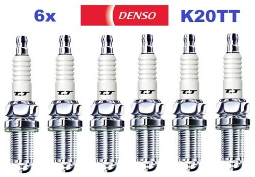 6x Zündkerzen Denso K20TT-Set JEEP WRANGLER I 4.0  178 PS 1991-1996