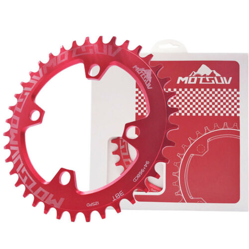 Round Chainring BCD 94mm//96mm Chain Ring 32//34//36T//38T For Mountain Bike