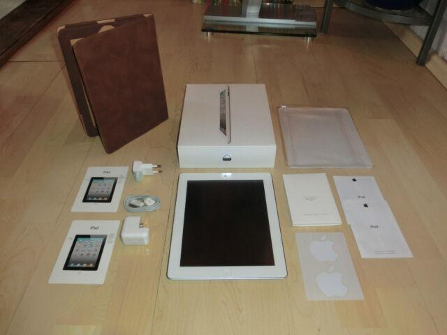 Apple iPad 2 in OVP, 64GB, UMTS / 3G, ohne Simlock, 1 Jahr Garantie