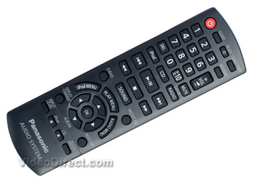 US SELLER New Panasonic N2QAYB000641 Remote Control for SC-HC35 and SA-HC35