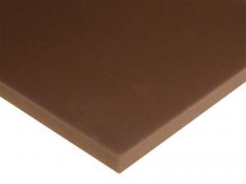 "#2418 Opaque Dark Brown Acrylic Plexiglass sheet 1//8/"" x 12/"" x 24/"""