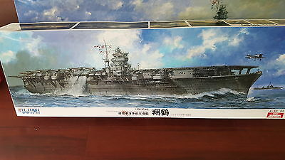 Modellbau Shokaku Imperial Japanese Marine Flugzeug Träger Fujimi 1/350 Kunststoff Set