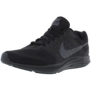 Nike Womens Downshifter 7 Black Running Shoes Sneakers 5 Medium (B,M) BHFO 1771