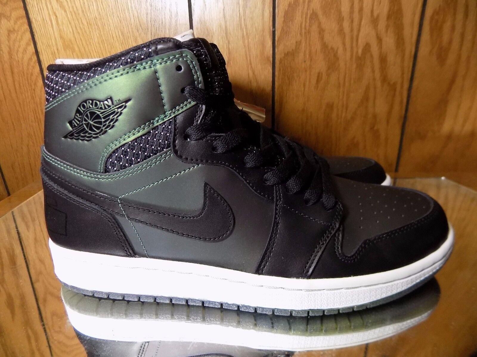 2018 Nike sb Air Jordan 1 retro sb Nike qs SZ 8.5 Verde Negro G aj1 Dunk og 653532-001 fa6368