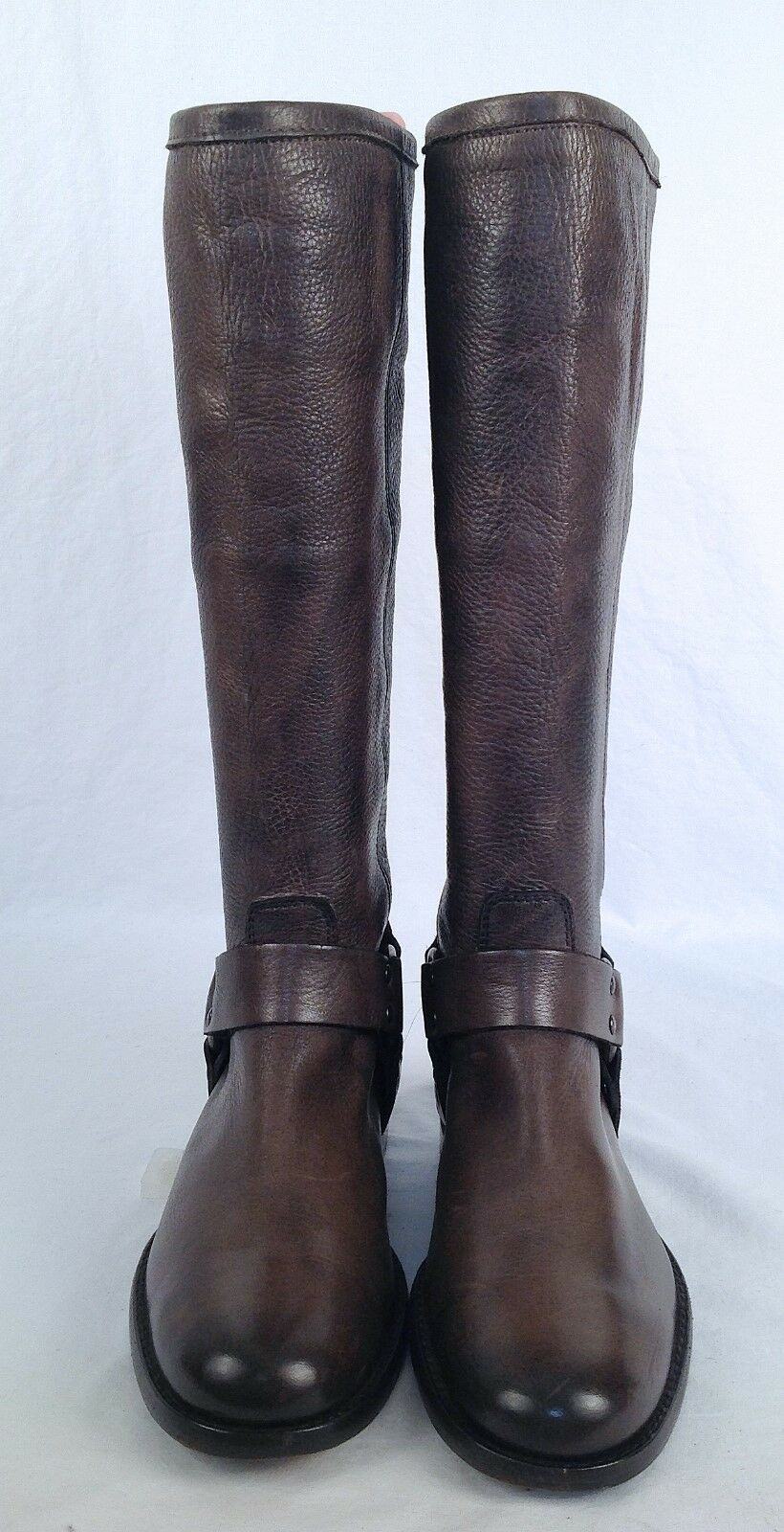 Frye Phillip Harness Boot- B Braun- Größe 5.5 B Boot-  (B70) 6351e2