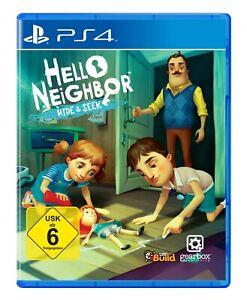 Hello Neighbor Hide & Seek [PS4] (Neu)