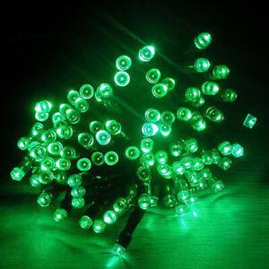 200-LED-20-9M-GREEN-SOLAR-CHRISTMAS-WEDDING-PARTY-FAIRY-STRING-LIGHTS