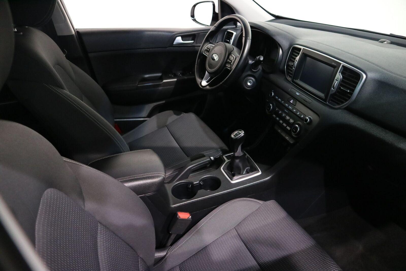 Kia Sportage 1,7 CRDi 115 Advance Edition - billede 11