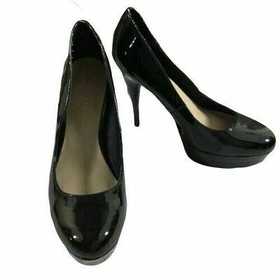 LC Lauren Conrad Johanna Womens High Heels Black Platform