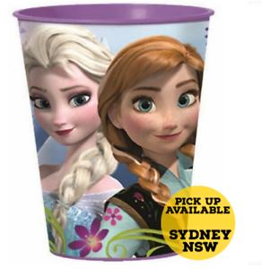 Frozen Keepsake Souvenir Plastic Cup Tumbler Birthday Party Gift 473ml