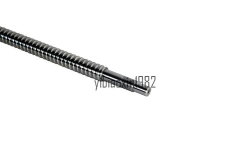 RM1605 SFU1605-750mm  Ball Screw with Ballnuts for 3D Printer End Machined