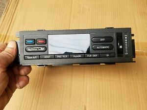 1992-1995 Ford Taurus SHO Electronic Automatic Temperature