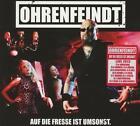 Auf Die Fresse Ist Umsonst (Ltd.Gatefold) von Ohrenfeindt (2013)