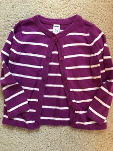 84e462de9c7 Image is loading Old-Navy-Baby-Toddler-Girl-Cardigan-Sweater-Size-