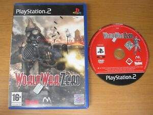 World-War-Zero-IronStorm-Sony-PS2-Playstation-2-PAL-Game
