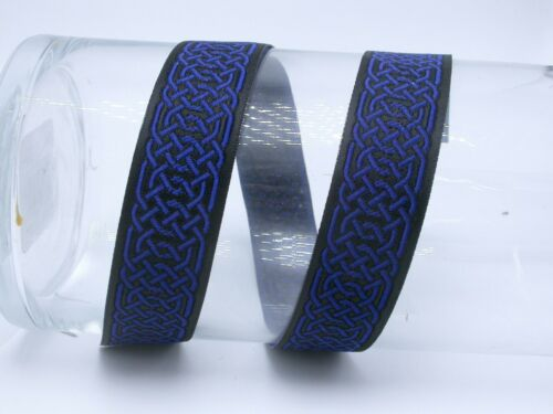 "1.5/"" 38mm Celta cinta del telar jacquar Hexagonal X 1 YD"