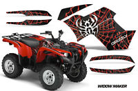 Yamaha Grizzly 700/550 Amr Racing Graphic Kit Wrap Quad Decals Atv 07-14 Widow