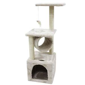 36-039-039-Cat-Tree-Scratching-Tower-Post-Condo-Pet-House-Scratcher-Furniture-Bed-New