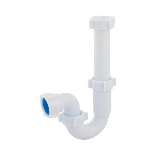 Télescopique P-Trap 40 mm Drainage déchets tuyaux plumbob 743933