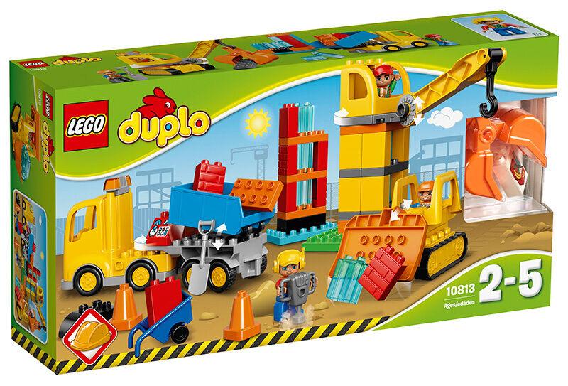 Lego Duplo Ville 10813 Le Grand Chantier LEGO