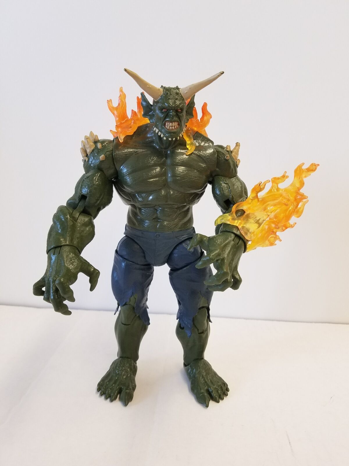 Marvel Legends ULTIMATE verde GOBLIN BAF Assembled azione cifra completare Hasbro