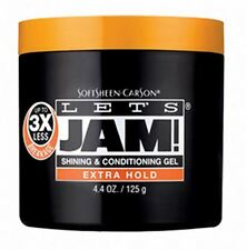 Lets Jam! Shining - Conditioning Gel Extra Hold, 4.4 oz (Pack of 2)