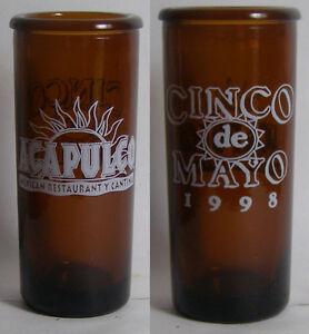 Acapulco-Mexican-Restaurant-Cantina-Cinco-De-Mayo-1998-Shot-Glass-2347