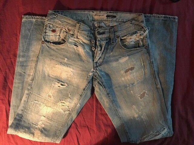 ENERGIE VINTAGE DENIM PANTS MEN SIZE 30
